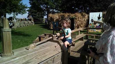 Pumpkin Farm - Sept. 2014