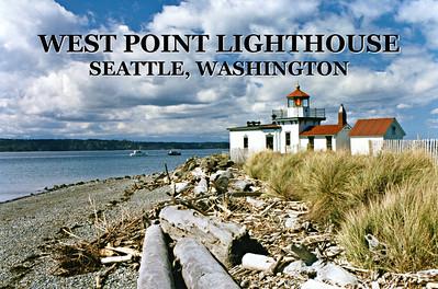 West Point Lighthouse, Washington