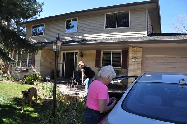Lakewood, Karen & Steve's Home--Sat., Oct. 22, 2016