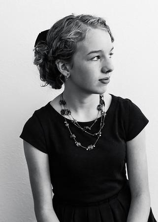 Portraits Black and White