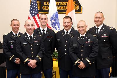 2011 ROTC Commissioning Ceremony