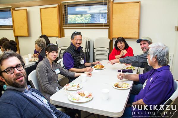 JAMSJ Volunteer Lunch