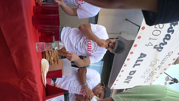 2014-08-09 Pizza Eating Contest