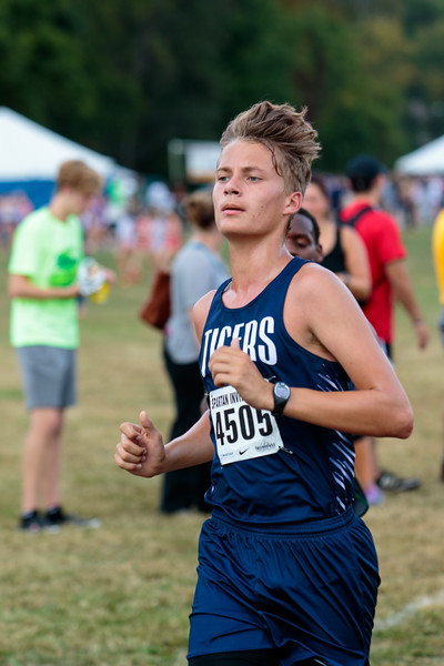 2017-09-16 -- Spartan Cross Country Invitational