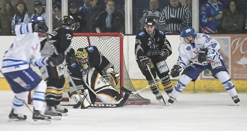 Blaze v Nottingham Panthers - 20/11/2005