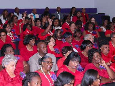 Delta Worship Service