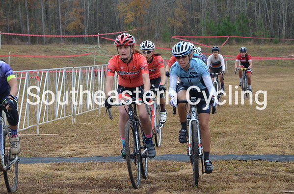 2017 Athens CX #1 Women CX4/5, CX5