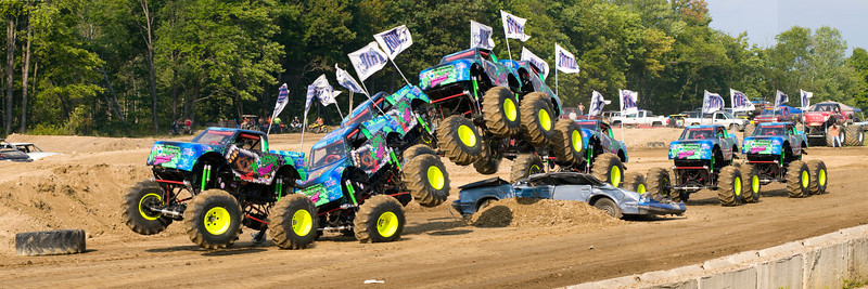 Cornfield 500 Monster Truck Rally