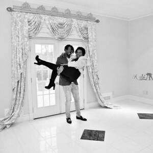 Biola Aminu's Wedding