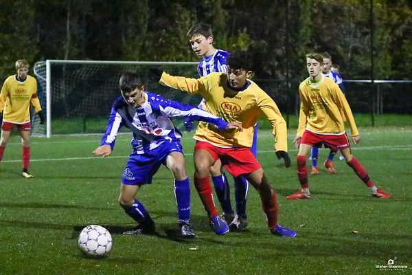 13/11/2019: U17G FC Destelbergen B - KVV Laarne-Kalken B
