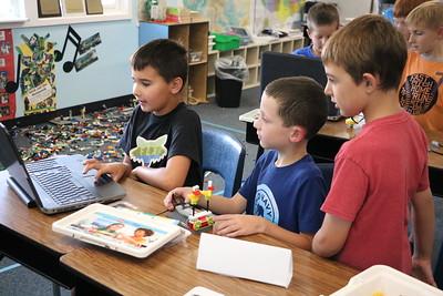 Summer Camps - Lego Robots 8-9-18
