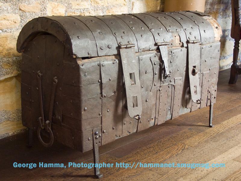 Durham Castle - Treasure Chest