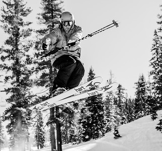 Skiing and Snowboarding