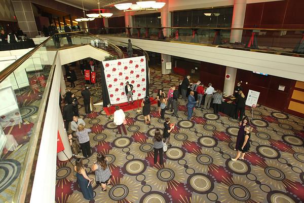 Detroit Metro Convention & Visitors Bureau's 2017 Rose Awards