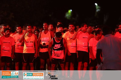 IDBI FLI Spice Coast Marathon 2019 - Photographer - Abhi