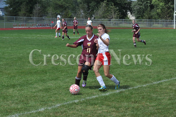 08-31-13 Sports Kalida @ wauseon girls soccer
