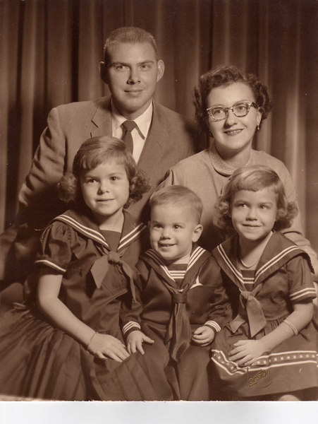 Family Group--1957