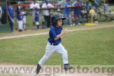 Cubs T Ball 2010