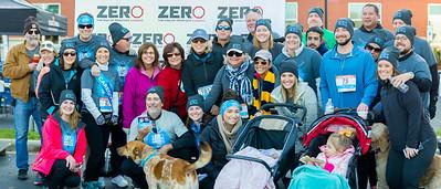 2018-11-10 Zero Prostate Cancer 5k Run - Charlotte