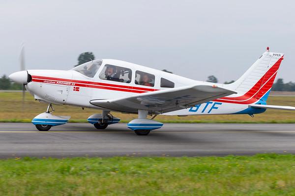 OY-BTF - Piper PA-28-181 Archer II