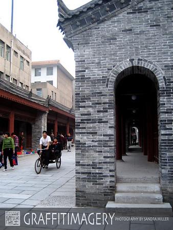 XIAN CHINA 2006..TERRACOTTA WARRIORS