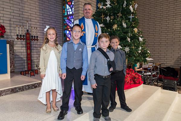 2017-12-03 First Communion