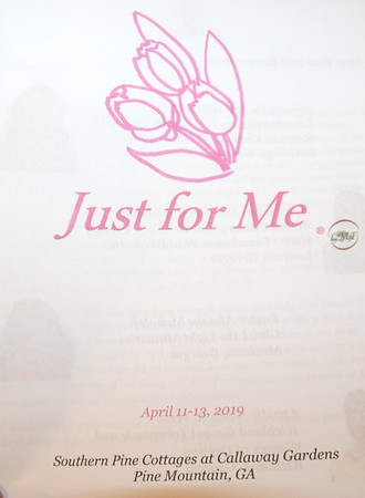 Just  For Me Conference 2019