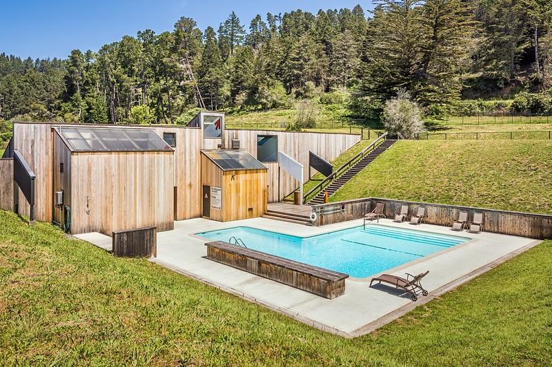 Moonraker Rec Center, Sea Ranch, California