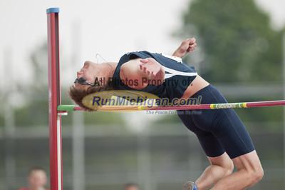 NAIA - Men's High Jump