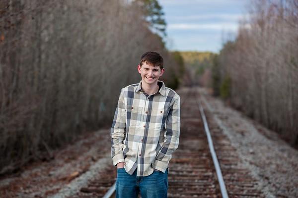 Mason Gillespie - Senior