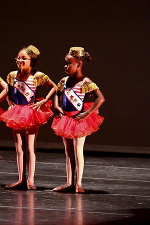 Level 1A/1B Ballet