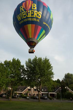 Bolwerk balloon
