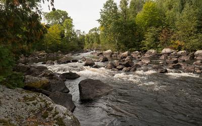 Brightsand River, Ontario (September 2018)