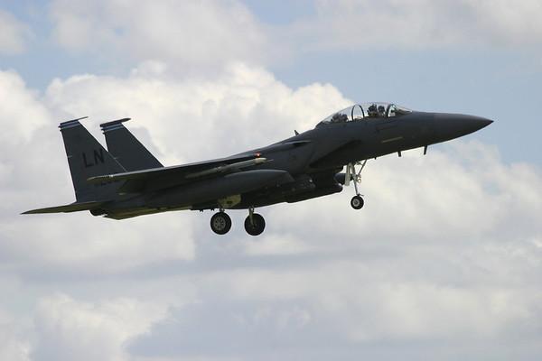 RAF Lakenheath : 29th July