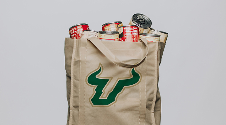 Support-A-Bull Pantry at the USF Sarasota-Manatee campus
