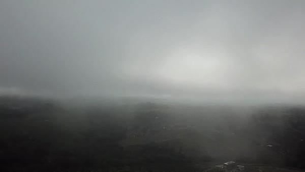 2019-06 drone + fog