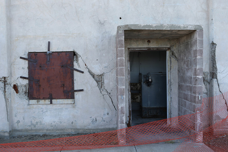 . 2013: The main radar tower building.  (Jim Gensheimer/Bay Area News Group)