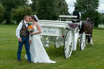 Preston and Kara Wedding