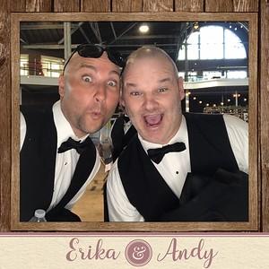Erika + Andy Wedding