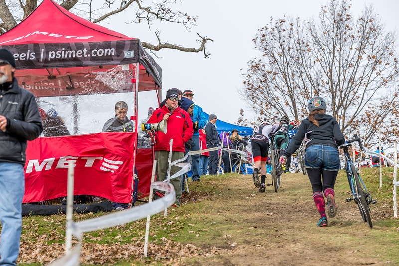 Women Cat 4 & Junior 9-14 - 2014 Psi-clocross For Life Cyclocross Race