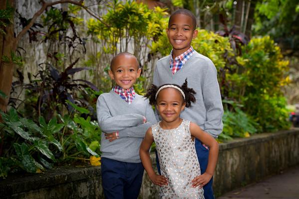 Woodard Family 2015
