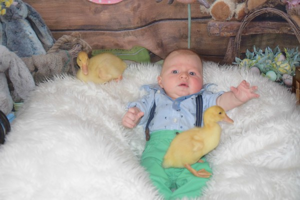 Easter Pics Taken on 3/30/18