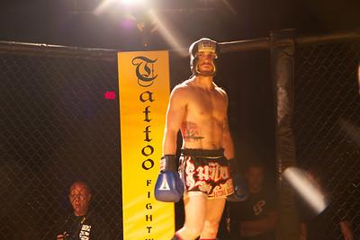 Poughkeepsie Cage match
