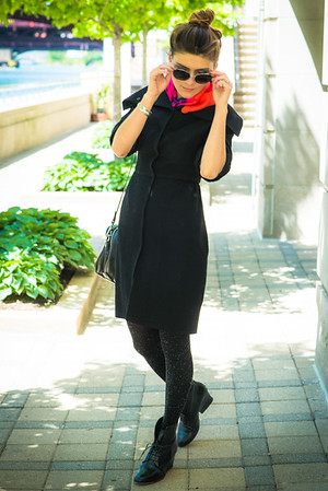ALL TIME FAVORITE BLACK DRESS