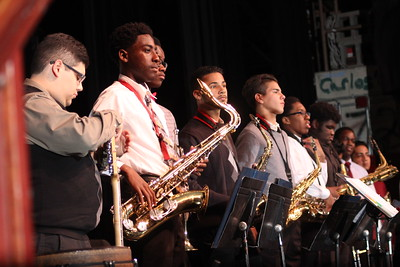 2016 Jazz Band Concert