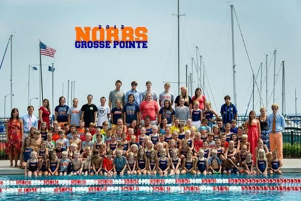 Grosse Pointe Norbs, Team Photo