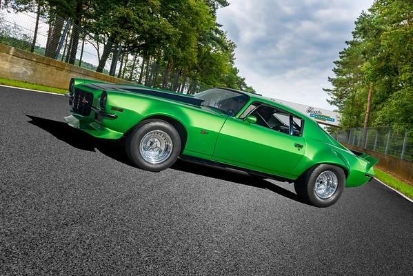 1973 Camaro Z/28 Widebody