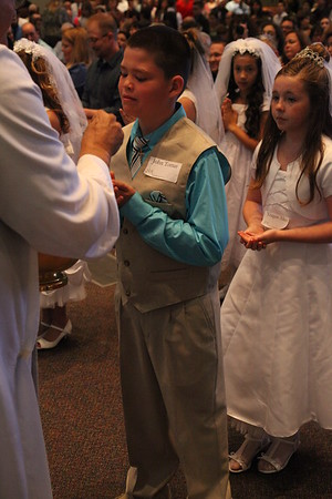 First Communion- May 3, 2015