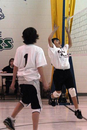 CMS Junior VBall 2009