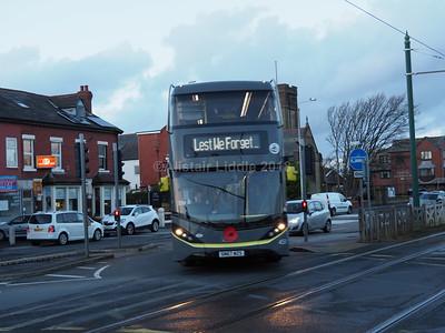 Blackpool Transport 'Lest We Forget'